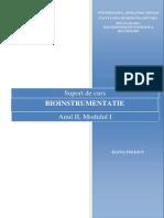 Bioinstrumentatie BFKT II