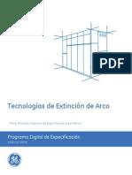 Tecnologías de Extinción de Arco - GE Industrial Solutions