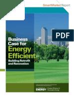 Business Case for Energy Efficiency Retrofit Renovation Smr 2011