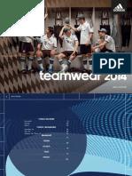 Football Teamwear2014
