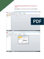 Formulare Rapoarte Access 2013