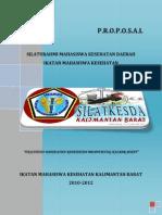 Proposal Silatkesda Imakes