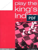 Joe Gallagher - Play the Kings Indian - A Complete Repertoire for Black
