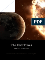 The End Times - Samael Aun Weor