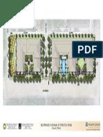 Transwestern Preston Road Apartments site plan
