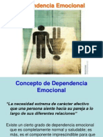 Dependencia Emocional Power Point