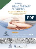 Training Schema Terapy Brochure ITA