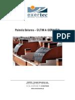Painel Solar Flexivel - Famalicão