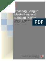Proposal Plastik Lengkap New