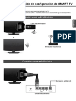 Guia Rapida de Configuracion de Smart Tv