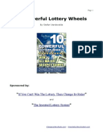 10 Powerful Lottery Wheels
