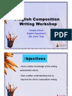 P6 English Writing Workshop_2011