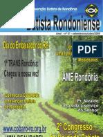 REVISTA BATISTA RONDONIENSE-CONVENÇÃO BATISTA DE RONDÔNIA Nº 1