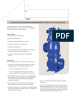 Lube Oil Filter With DC EMD00048EN Alf Laval