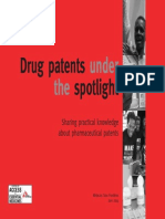 Drug Patents Under the Spotlight
