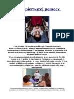 Kursy Pierwszej Pomocy - Medycynaratunkowa.com