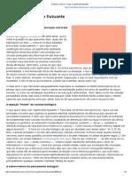 Revista Z Cultural » Raça, o significante flutuante