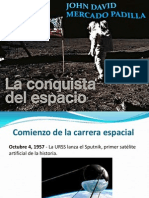 La Conquista Del Espacio (John Mercado P)