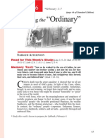 1st Quarter 2014 Lesson 6 Discipling the Ordinary Teachers' Edition