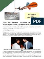 Pato por Jadson; Entenda os motivos da negociação entre Corinthians e São Paulo