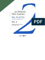 Mil Platos 2