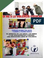 Programa Contra La Violencia Escolar