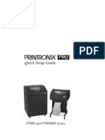 Printronix P7000 user guide