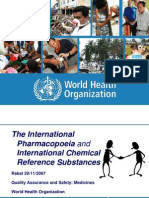 Pharmacopee Internationale