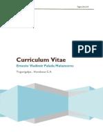 Curriculum Vitae Evpm Web