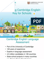 Guia do Teste - Cambridge English