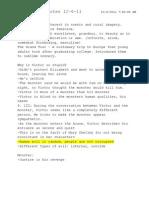 Frankenstein Notes 12-6-11
