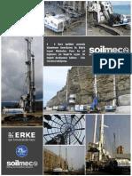 ERKE Group, Soilmec - Conexpo 2014 - Las Vegas / USA