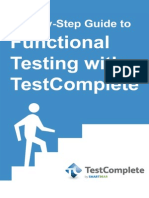 eBook Functional Testing
