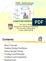 Load Calcculation