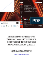 (PDF) Yury Chemerkin Ita 2013 Proceedings