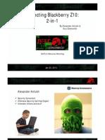 (PDF) Yury Chemerkin Defcon 2013