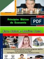 001 Principios Básicos de Economía