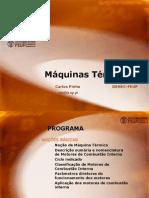 Maquinas Termicas - FEUP