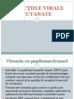 Infectiile Virale Cutanate