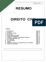 Apostila - Direito Civil