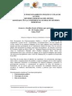 Documento De Posicionamiento Político Y Plan De Acción de las Mujeres Indígenas del Mundo