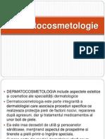 Dermatocosmetica Introducere
