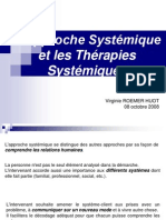 Approche Systemique