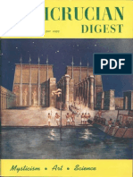 Rosicrucian Digest, April 1947