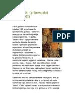 Glikemički INDEKS