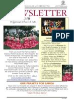 OCTOBER 2009 - Heilani Halau Newsletter