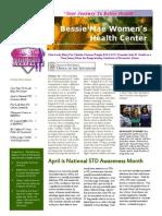 bessie mae womens health center april 2013 enewsletter