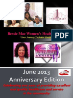 bmwhc june 2013 anniversary edition enewsletter - revised