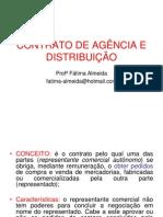Contrato de Agência e Distribuição