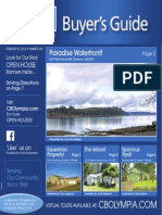 Coldwell Banker Olympia Real Estate Buyers Guide February 8th 2014